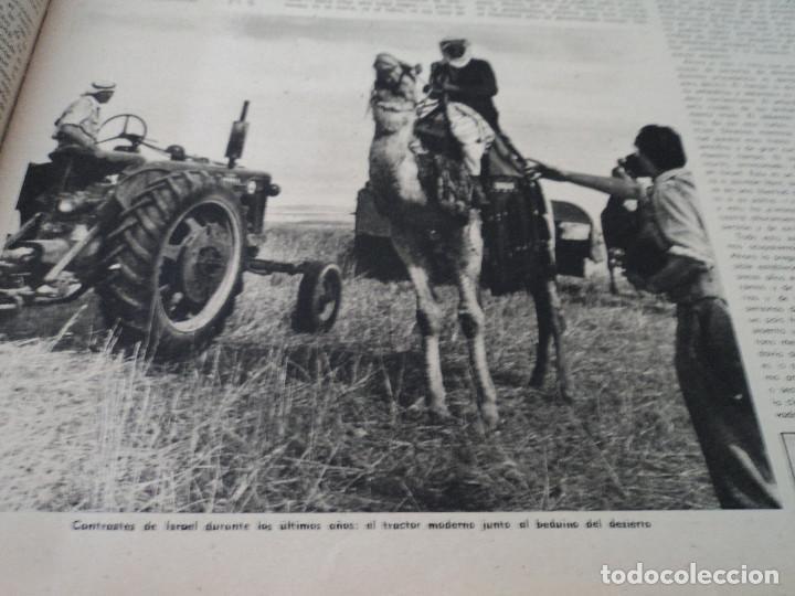 Coleccionismo de Revista Destino: REVISTA DESTINO Nº 1039 AÑO VICTORIA DE LOS ANGELES1957 ver fotos - Foto 4 - 192243878