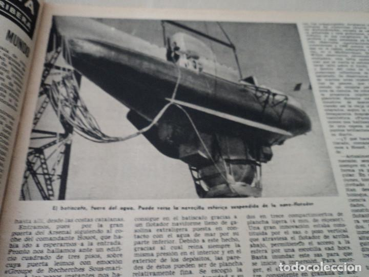Coleccionismo de Revista Destino: REVISTA DESTINO Nº 1039 AÑO VICTORIA DE LOS ANGELES1957 ver fotos - Foto 6 - 192243878