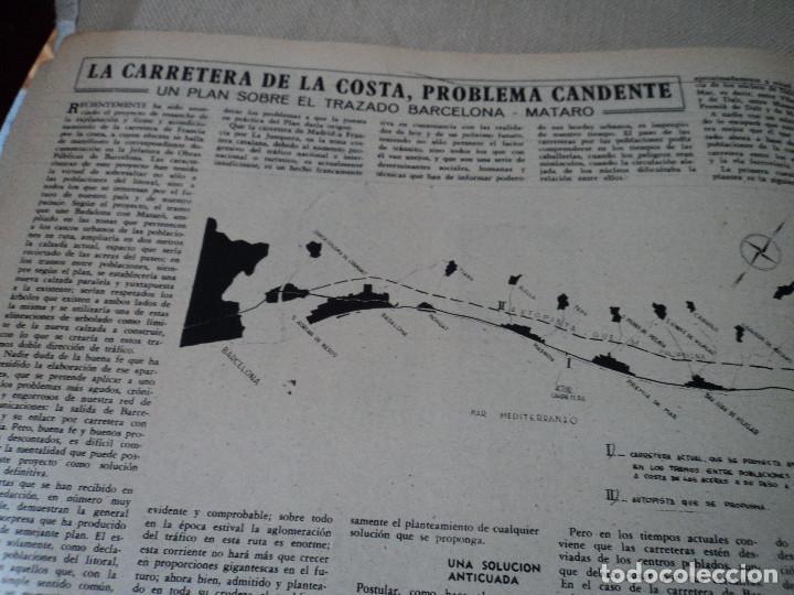Coleccionismo de Revista Destino: REVISTA DESTINO Nº 1039 AÑO VICTORIA DE LOS ANGELES1957 ver fotos - Foto 9 - 192243878