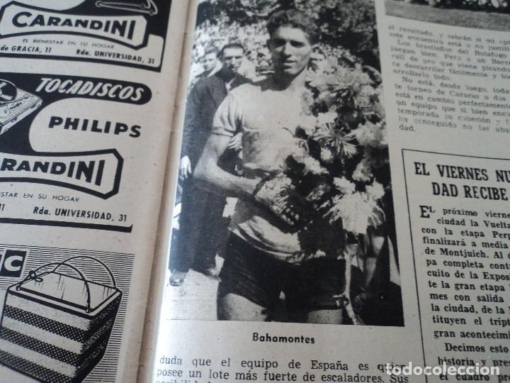 Coleccionismo de Revista Destino: REVISTA DESTINO Nº 1039 AÑO VICTORIA DE LOS ANGELES1957 ver fotos - Foto 14 - 192243878