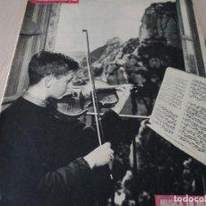 Coleccionismo de Revista Destino: REVISTA DESTINO Nº 1446 AÑO 1965 LA BELLA OTERO VER FOTOS. Lote 192247117