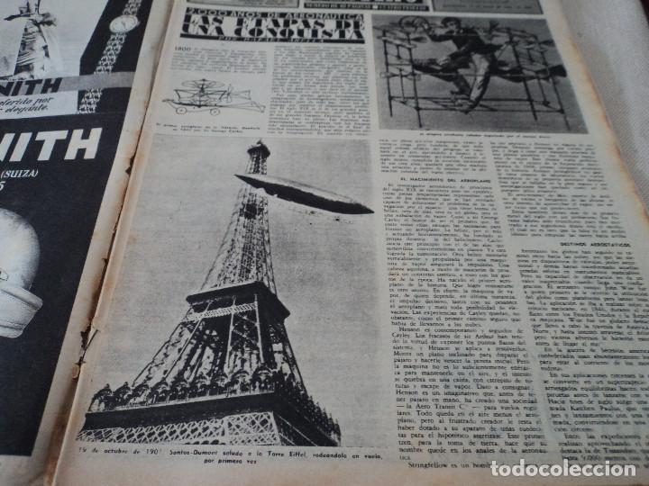 Coleccionismo de Revista Destino: REVISTA DESTINO Nº 880 AÑO 1954 ferias de muestras ver fotos - Foto 3 - 192247205