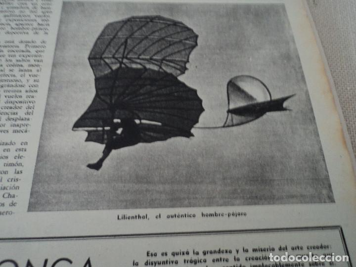 Coleccionismo de Revista Destino: REVISTA DESTINO Nº 880 AÑO 1954 ferias de muestras ver fotos - Foto 4 - 192247205