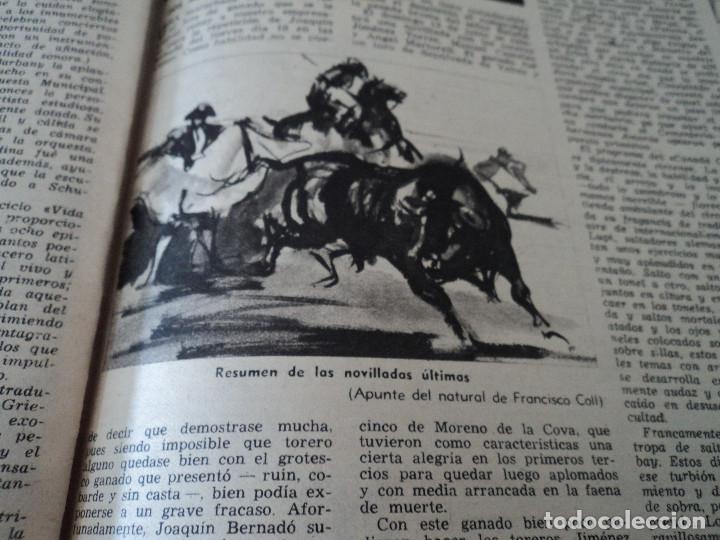Coleccionismo de Revista Destino: REVISTA DESTINO Nº 880 AÑO 1954 ferias de muestras ver fotos - Foto 8 - 192247205