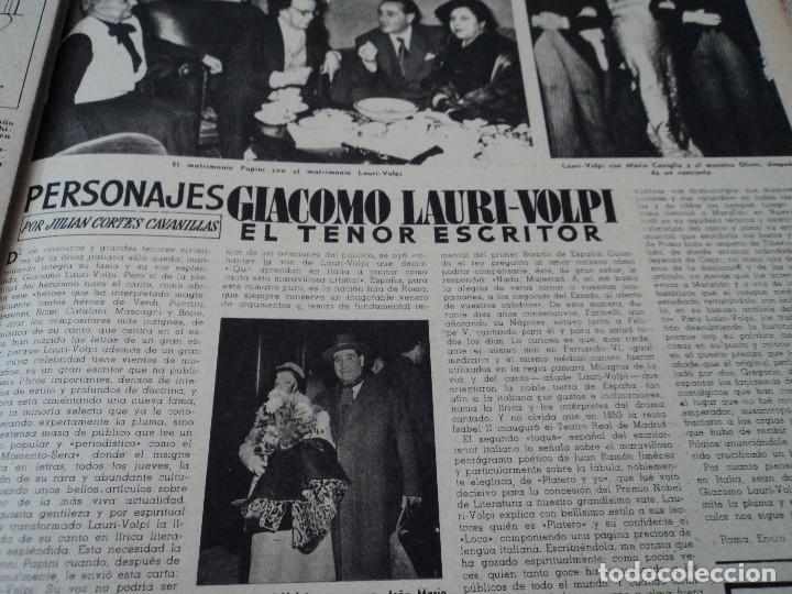 Coleccionismo de Revista Destino: REVISTA DESTINO Nº 1070 AÑO 1958 buenos aires de entrada ver fotos - Foto 8 - 192247321