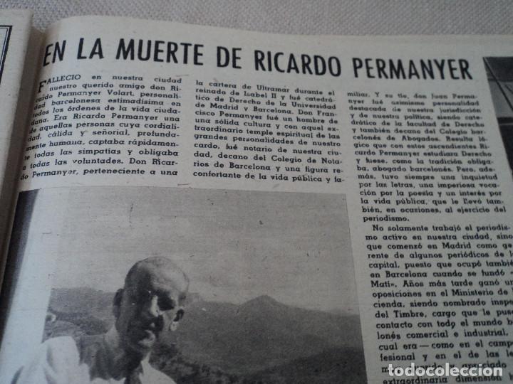 Coleccionismo de Revista Destino: REVISTA DESTINO Nº 1070 AÑO 1958 buenos aires de entrada ver fotos - Foto 9 - 192247321