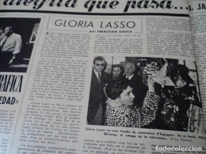 Coleccionismo de Revista Destino: REVISTA DESTINO Nº 1070 AÑO 1958 buenos aires de entrada ver fotos - Foto 11 - 192247321