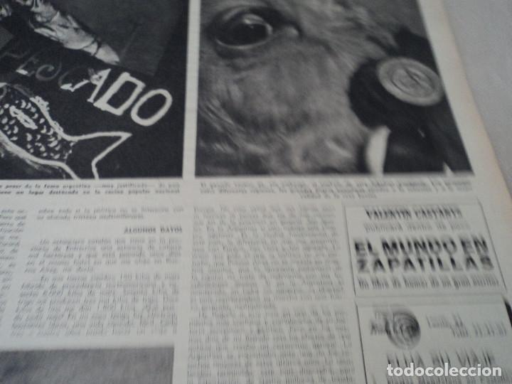 Coleccionismo de Revista Destino: REVISTA DESTINO Nº 1073 AÑO 1958 juan lopez ibor ver fotos - Foto 5 - 192247403