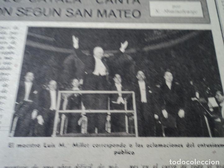 Coleccionismo de Revista Destino: REVISTA DESTINO Nº 1073 AÑO 1958 juan lopez ibor ver fotos - Foto 9 - 192247403