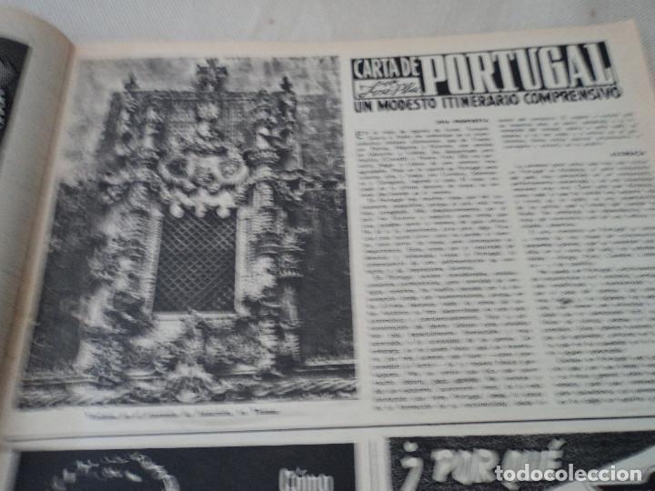Coleccionismo de Revista Destino: REVISTA DESTINO Nº 1059 AÑO 1957 aviones a reaccion ante el santo padre ver fotos - Foto 6 - 192247670