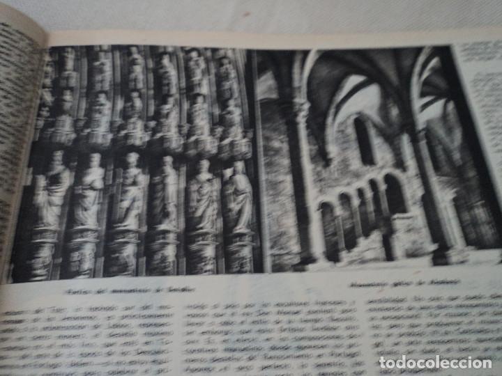 Coleccionismo de Revista Destino: REVISTA DESTINO Nº 1059 AÑO 1957 aviones a reaccion ante el santo padre ver fotos - Foto 7 - 192247670