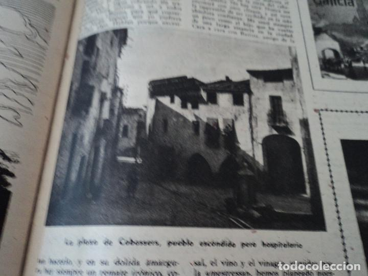 Coleccionismo de Revista Destino: REVISTA DESTINO Nº 1059 AÑO 1957 aviones a reaccion ante el santo padre ver fotos - Foto 9 - 192247670