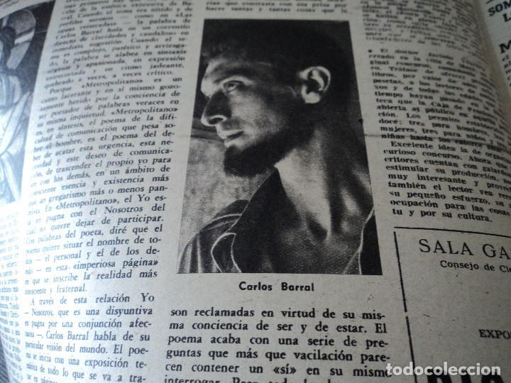 Coleccionismo de Revista Destino: REVISTA DESTINO Nº 1059 AÑO 1957 aviones a reaccion ante el santo padre ver fotos - Foto 10 - 192247670