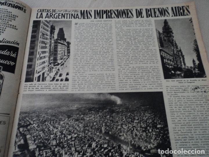Coleccionismo de Revista Destino: REVISTA DESTINO Nº 1072 AÑO 1958 MAS DE BUENOS AIRES ver fotos - Foto 5 - 192247782