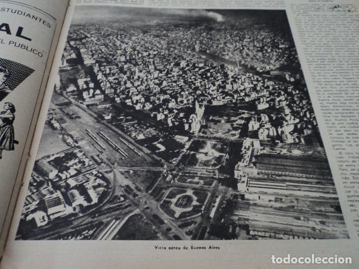 Coleccionismo de Revista Destino: REVISTA DESTINO Nº 1072 AÑO 1958 MAS DE BUENOS AIRES ver fotos - Foto 6 - 192247782