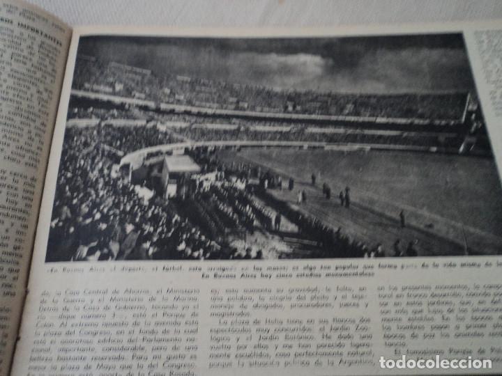 Coleccionismo de Revista Destino: REVISTA DESTINO Nº 1072 AÑO 1958 MAS DE BUENOS AIRES ver fotos - Foto 7 - 192247782