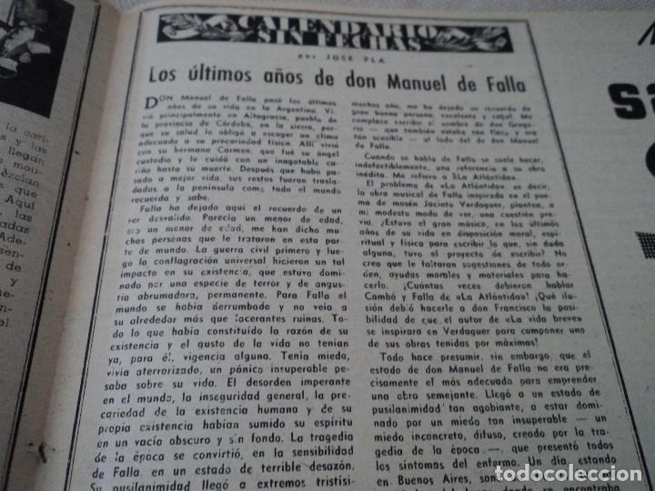 Coleccionismo de Revista Destino: REVISTA DESTINO Nº 1072 AÑO 1958 MAS DE BUENOS AIRES ver fotos - Foto 9 - 192247782