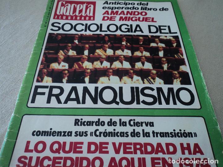 REVISTA DESTINO Nº 961 AÑO 1975 MAS DE BUENOS AIRES VER FOTOS (Coleccionismo - Revistas y Periódicos Modernos (a partir de 1.940) - Revista Destino)
