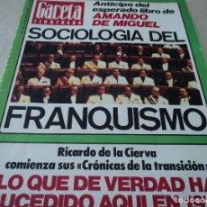 Coleccionismo de Revista Destino: REVISTA DESTINO Nº 961 AÑO 1975 MAS DE BUENOS AIRES VER FOTOS. Lote 192247983