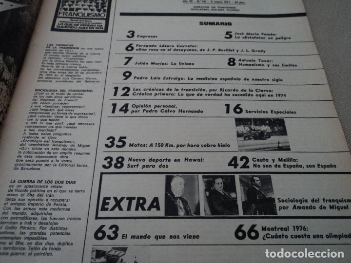 Coleccionismo de Revista Destino: REVISTA DESTINO Nº 961 AÑO 1975 MAS DE BUENOS AIRES ver fotos - Foto 3 - 192247983