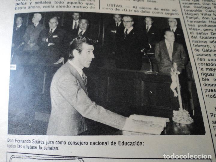Coleccionismo de Revista Destino: REVISTA DESTINO Nº 961 AÑO 1975 MAS DE BUENOS AIRES ver fotos - Foto 5 - 192247983