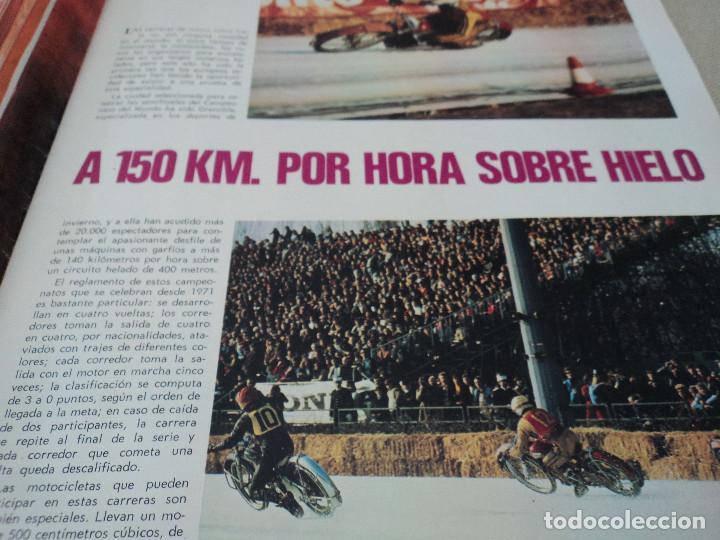 Coleccionismo de Revista Destino: REVISTA DESTINO Nº 961 AÑO 1975 MAS DE BUENOS AIRES ver fotos - Foto 6 - 192247983