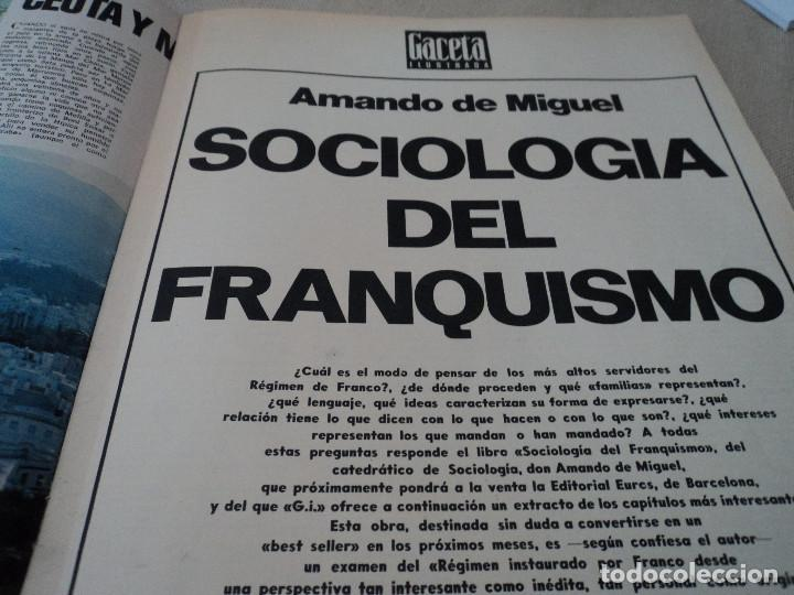 Coleccionismo de Revista Destino: REVISTA DESTINO Nº 961 AÑO 1975 MAS DE BUENOS AIRES ver fotos - Foto 9 - 192247983