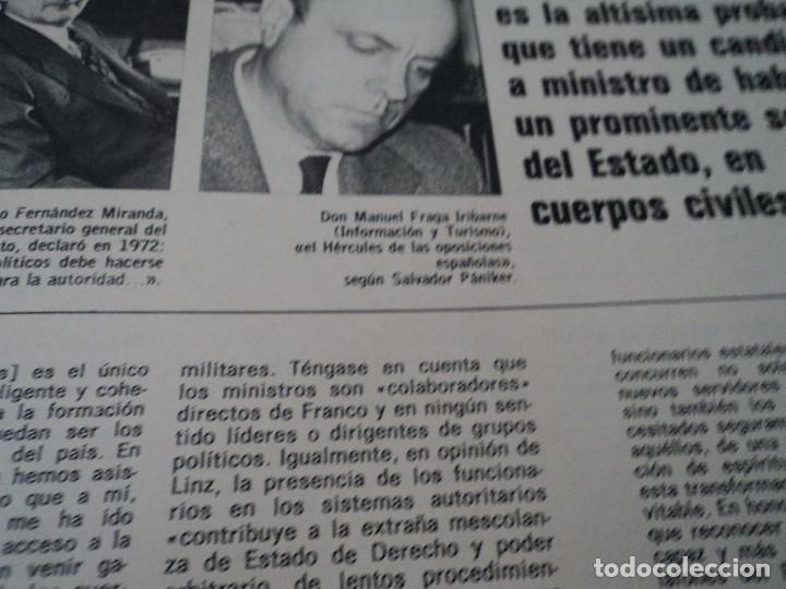 Coleccionismo de Revista Destino: REVISTA DESTINO Nº 961 AÑO 1975 MAS DE BUENOS AIRES ver fotos - Foto 12 - 192247983