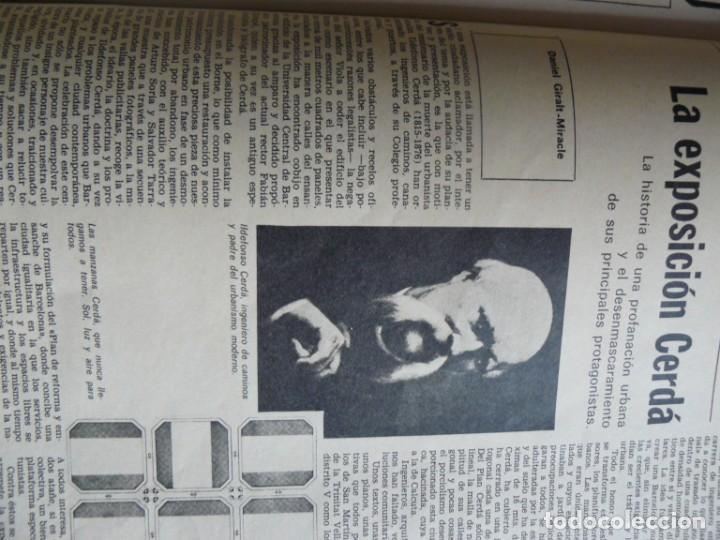 Coleccionismo de Revista Destino: REVISTA DESTINO - 17 DE MARZO DE 1976 - LOS PARTIDOS CATALANES - Nº 2006 - Foto 4 - 192264466
