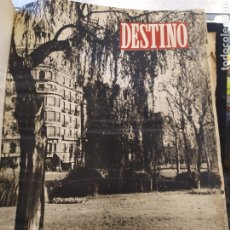 Coleccionismo de Revista Destino: REVISTA DESTINO, 1946. 26 NUMEROS ENCUADERNADOS. Lote 194004637