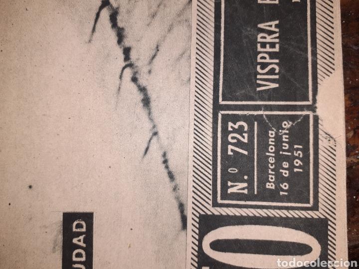 Coleccionismo de Revista Destino: Periódico Destino - Foto 2 - 194767312