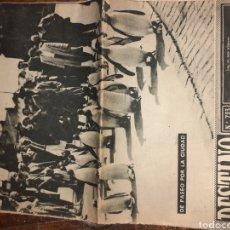 Coleccionismo de Revista Destino: PERIÓDICO DESTINO. Lote 194767312