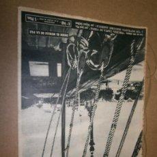 Coleccionismo de Revista Destino: DESTINO Nº 948 AÑO 1955 DESDE EL MUELLE DE LA PAZ . Lote 195209993