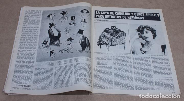 Coleccionismo de Revista Destino: REVISTA DESTINO Nº 1647. LA HISTORIA QUE SOBREVIVE (X). PARIS: LA BELLE EPOQUE. 26 ABRIL 1969. - Foto 2 - 196207345