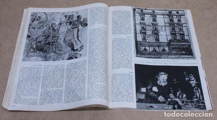 Coleccionismo de Revista Destino: REVISTA DESTINO Nº 1647. LA HISTORIA QUE SOBREVIVE (X). PARIS: LA BELLE EPOQUE. 26 ABRIL 1969. - Foto 3 - 196207345