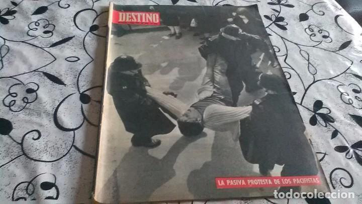 DESTINO, MAYO 1965 (Coleccionismo - Revistas y Periódicos Modernos (a partir de 1.940) - Revista Destino)