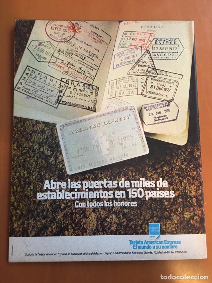 Coleccionismo de Revista Destino: REVISTA DESTINO 2141, 1978 ABAD ESCARRE EN LA HISTORA - Foto 5 - 200092467