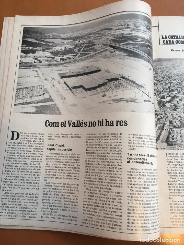 Coleccionismo de Revista Destino: REVISTA DESTINO 2151, 1979,BROSSA , FUTBOL,MUNDIAL 82,TARRADELLAS, PESSEBRES VIVIENTES,... - Foto 4 - 200095301