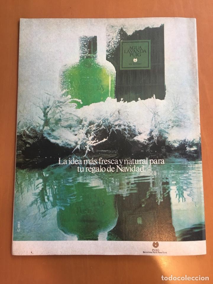 Coleccionismo de Revista Destino: REVISTA DESTINO 2151, 1979,BROSSA , FUTBOL,MUNDIAL 82,TARRADELLAS, PESSEBRES VIVIENTES,... - Foto 7 - 200095301
