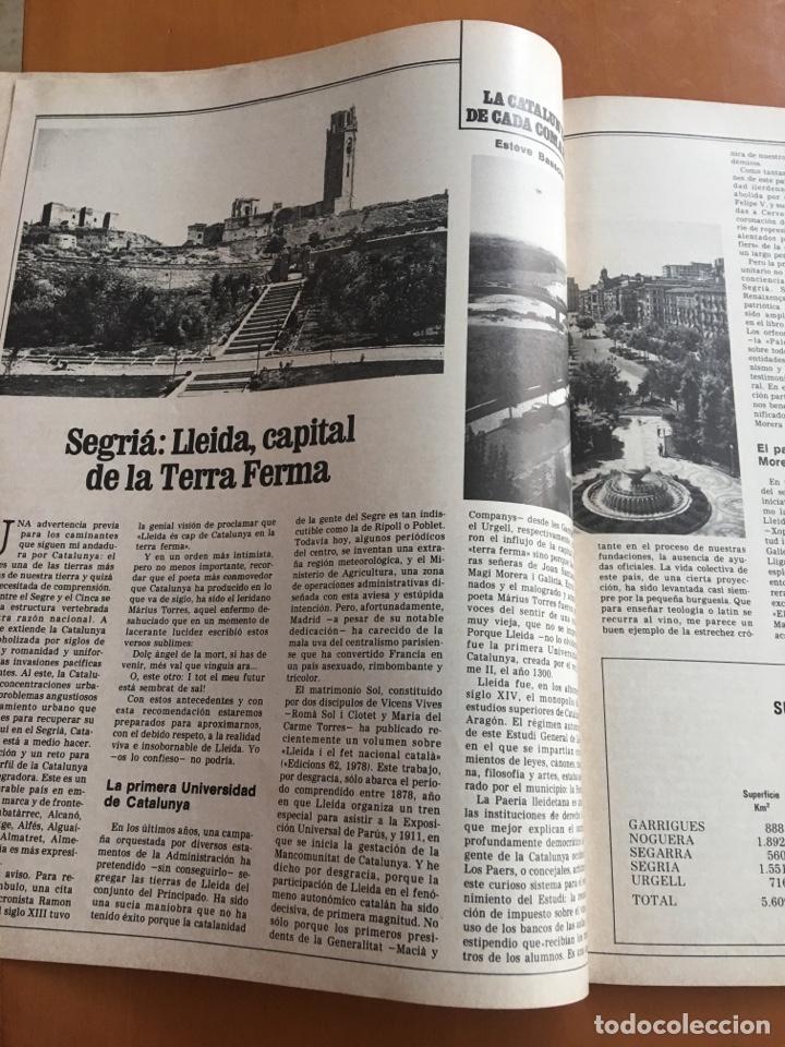 Coleccionismo de Revista Destino: REVISTA DESTINO 2152, 1979,NEGOCIO NIEVE ESQUÍ, COMPANYS, TOLSTOI,H.MOORE ,... - Foto 6 - 200099056