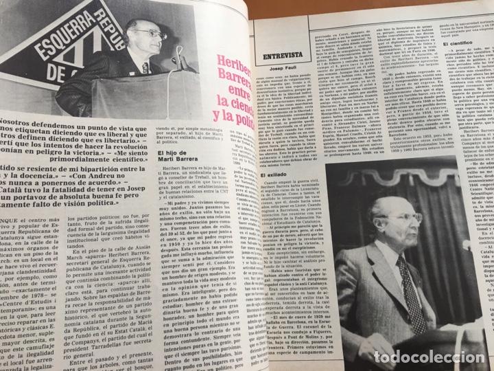 Coleccionismo de Revista Destino: REVISTA DESTINO 2156, 1979, EL ARTE, HERIBERT BARRERA,.... - Foto 4 - 200101386