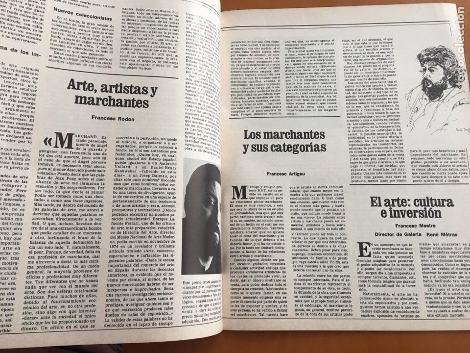 Coleccionismo de Revista Destino: REVISTA DESTINO 2156, 1979, EL ARTE, HERIBERT BARRERA,.... - Foto 5 - 200101386