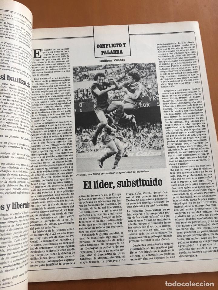 Coleccionismo de Revista Destino: REVISTA DESTINO 2157, 1979, MITOS DEL 79 ENTRE DRÁCULA Y SUPERMAN - Foto 6 - 200101837