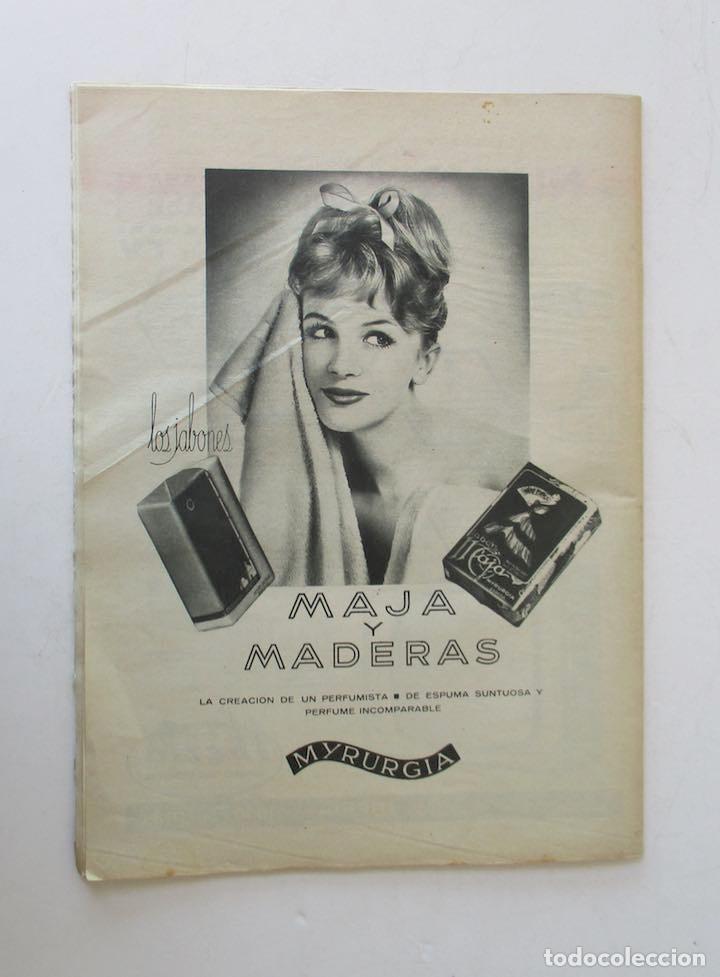 Coleccionismo de Revista Destino: DESTINO -1963 -EL LAGO DE BANYOLES, LA SIDERURGIA BRITANICA, LOS PROBLEMAS DE LA COSTA BRAVA... - Foto 5 - 204742147