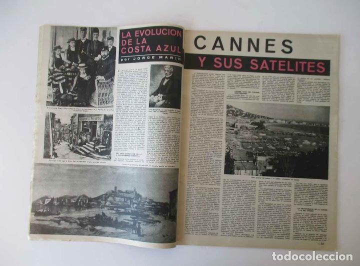 Coleccionismo de Revista Destino: DESTINO - AÑO 1963 - LAS REBAJAS DEL VERANO, MARTIN LUTER KING, VENECIA, CANNES, RAIMON... - Foto 2 - 204742411