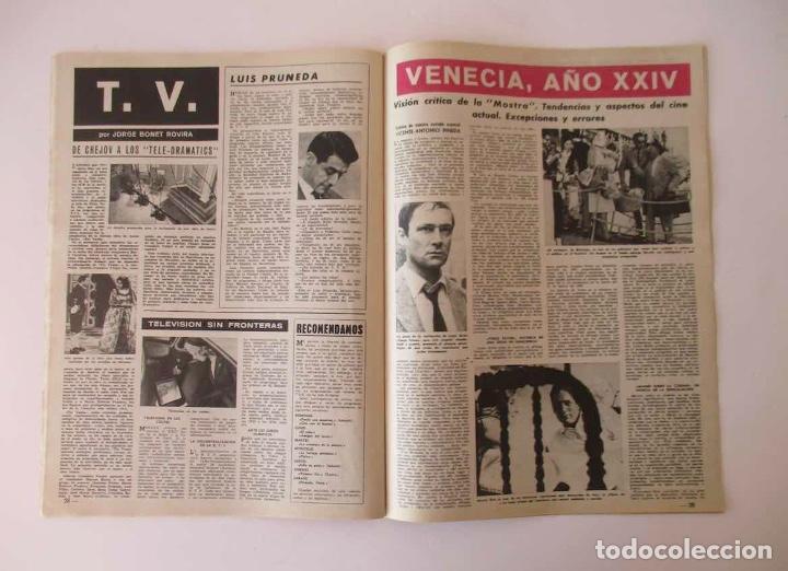 Coleccionismo de Revista Destino: DESTINO - AÑO 1963 - LAS REBAJAS DEL VERANO, MARTIN LUTER KING, VENECIA, CANNES, RAIMON... - Foto 5 - 204742411