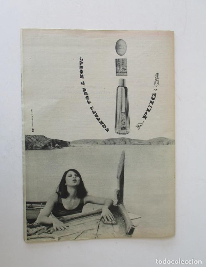 Coleccionismo de Revista Destino: DESTINO - AÑO 1963 - LAS REBAJAS DEL VERANO, MARTIN LUTER KING, VENECIA, CANNES, RAIMON... - Foto 6 - 204742411