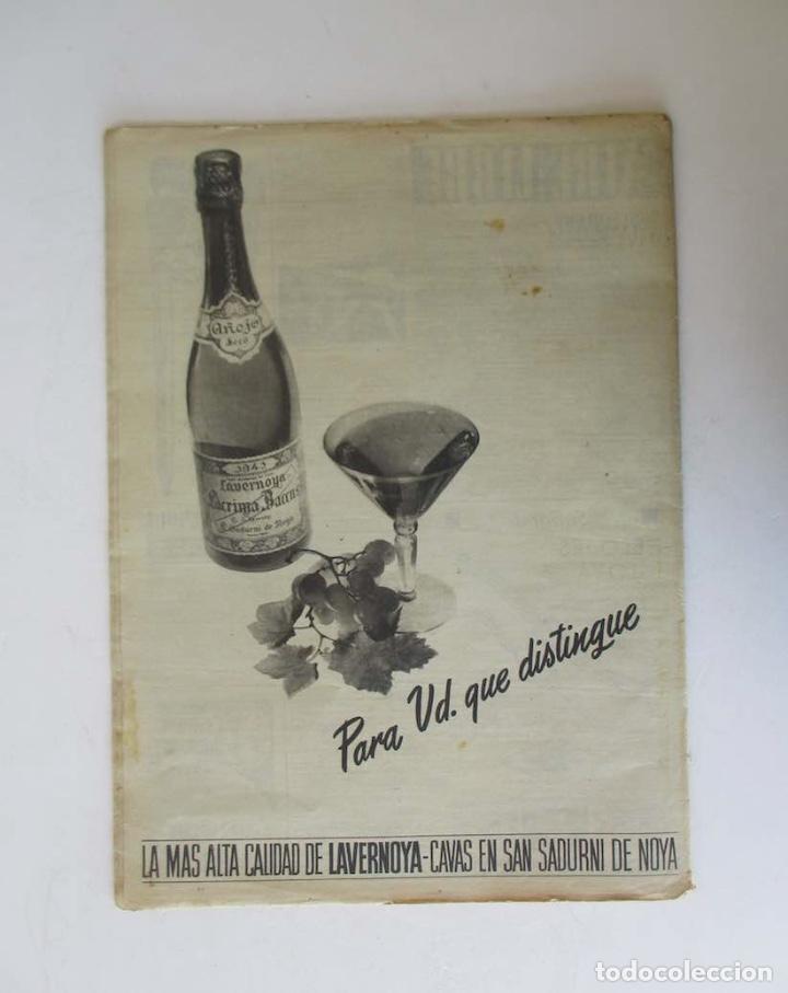 Coleccionismo de Revista Destino: DESTINO - 1953 - NORTEAMERICA Y RUSIA A LA CONQUISTA DEL ESPACIO, LA ADOPCION DE NIÑOS EN ESPAÑA... - Foto 5 - 204747600