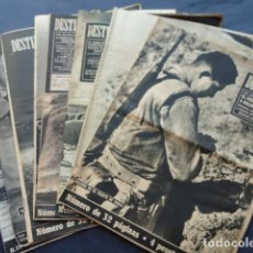 Coleccionismo de Revista Destino: 8 REVISTAS DESTINO. AÑO 1953.. Lote 211598140