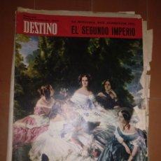 Coleccionismo de Revista Destino: DESTINO NUM 1525 29 OCTUBRE1966. Lote 213462072